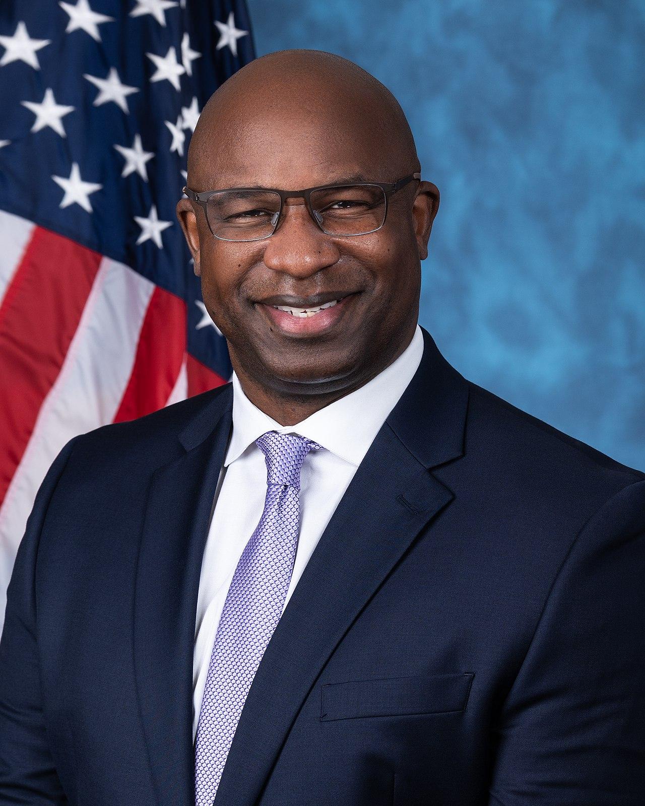 Congressman Jamaal  Bowman