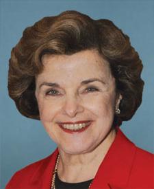 Congressman Dianne  Feinstein