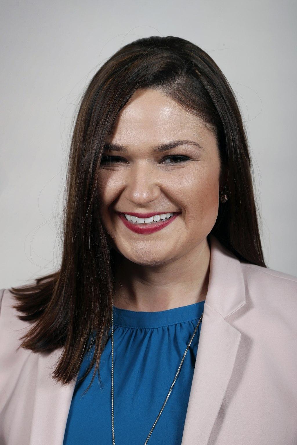 Congressman Abby  Finkenauer