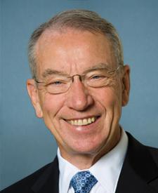 Congressman Charles E. Grassley
