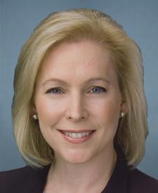 Congressman Kirsten E. Gillibrand