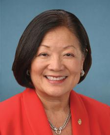 Congressman Mazie K. Hirono
