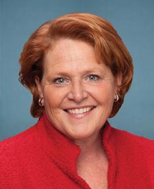 Congressman Heidi  Heitkamp