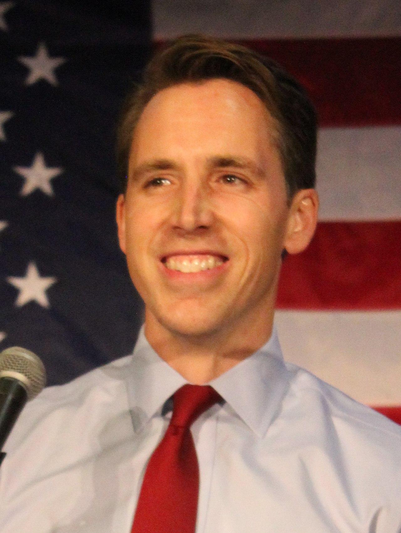 Congressman Joshua  Hawley