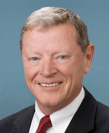 Congressman James M. Inhofe