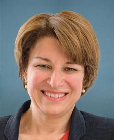 Congressman Amy  Klobuchar