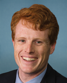 Congressman Joseph P. Kennedy