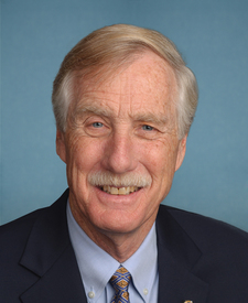 Congressman Angus  King