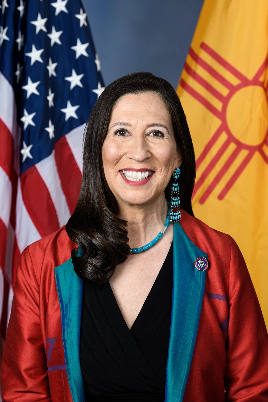 Congressman Teresa Leger Fernandez