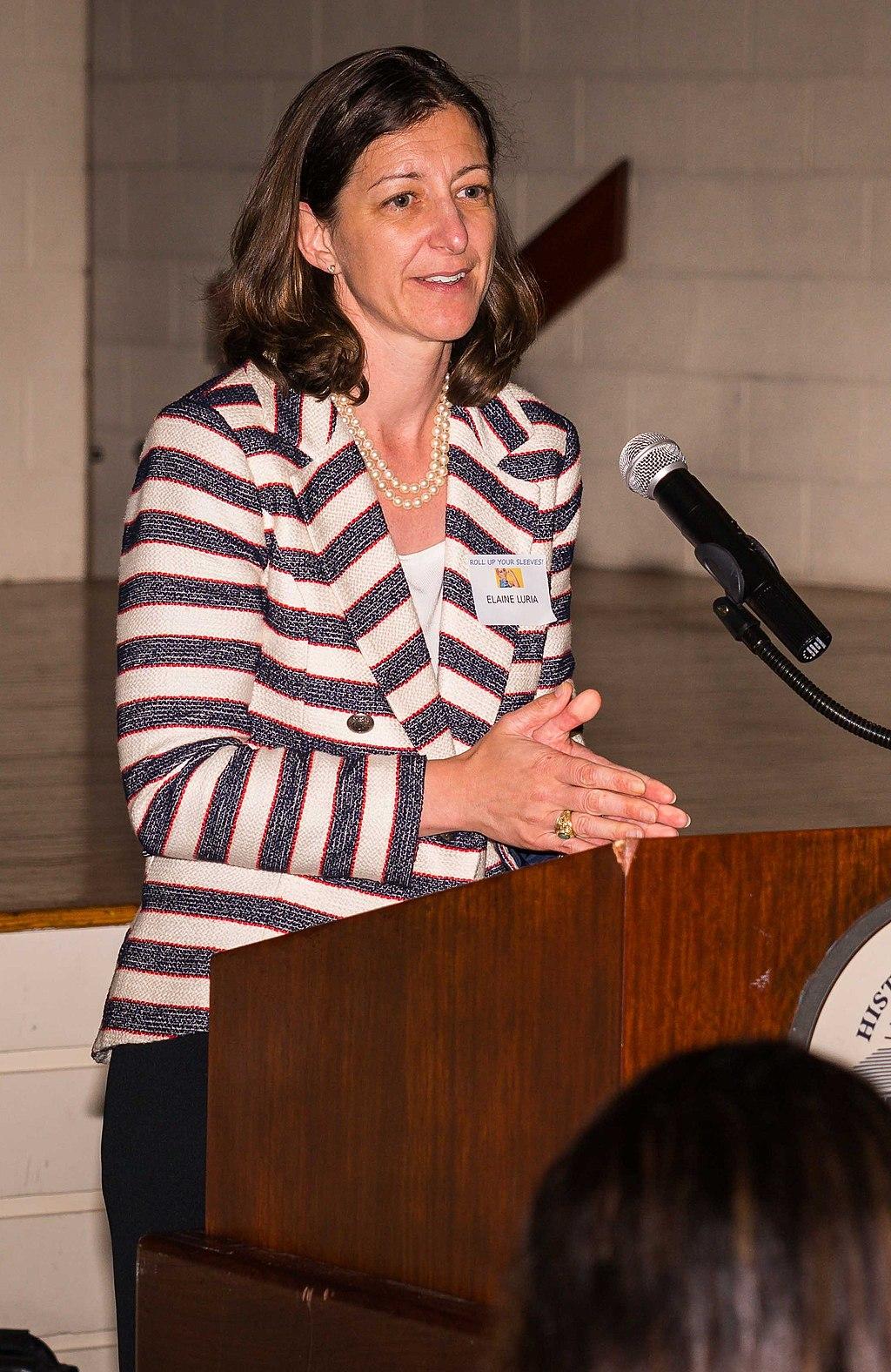 Congressman Elaine  Luria