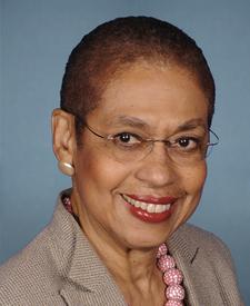 Congressman Eleanor Holmes Norton