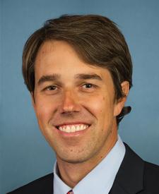 Congressman Beto  O'Rourke