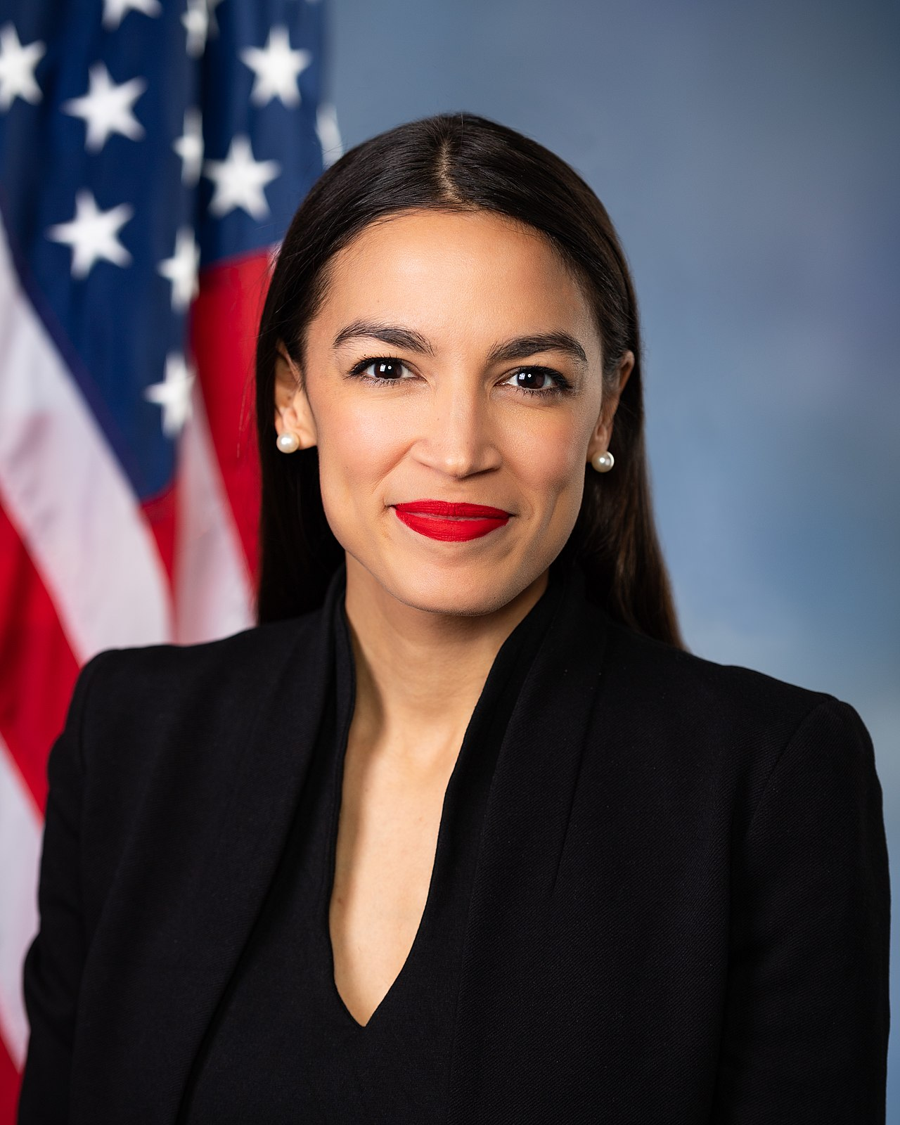 Congressman Alexandria  Ocasio-Cortez