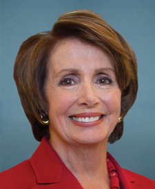 Congressman Nancy  Pelosi
