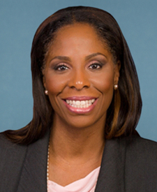 Congressman Stacey  Plaskett