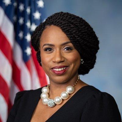 Congressman Ayanna  Pressley