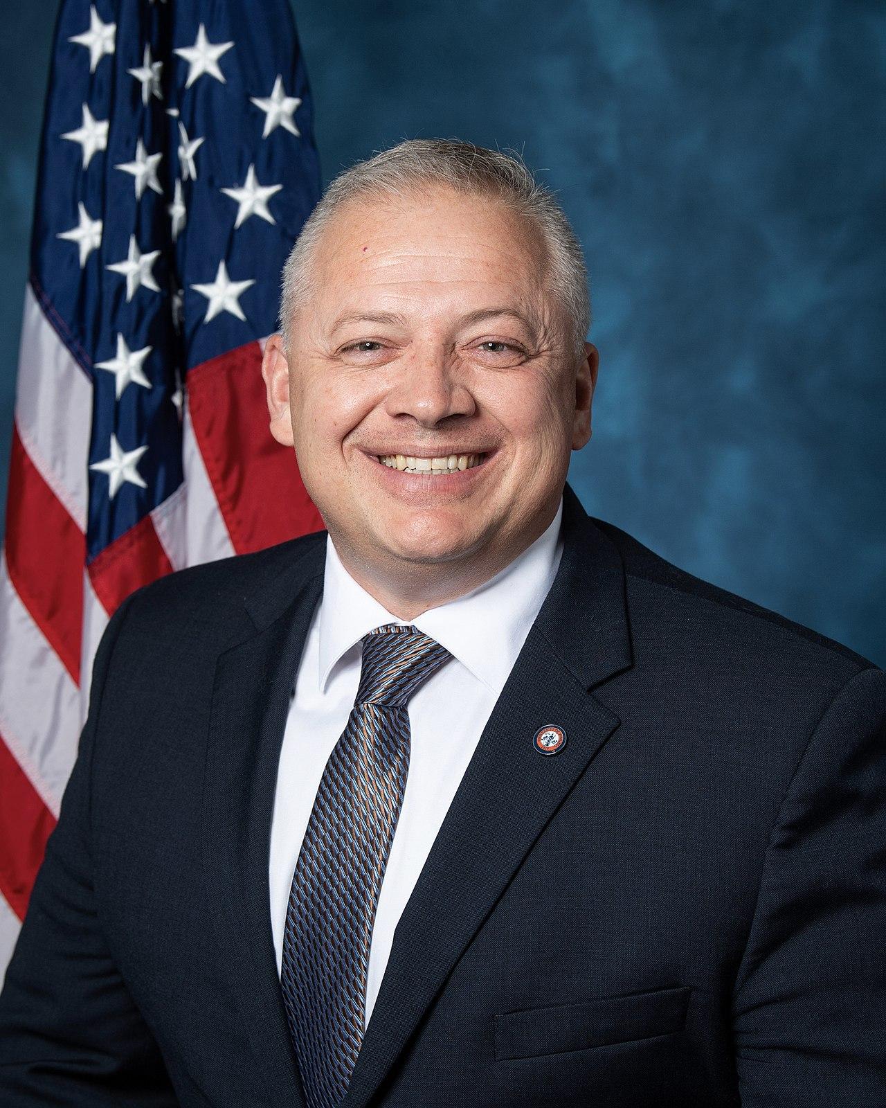 Congressman Denver  Riggleman