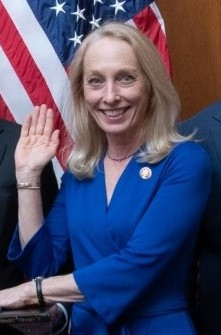 Congressman Mary Gay Scanlon