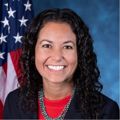 Congressman Xochitl  Torres Small