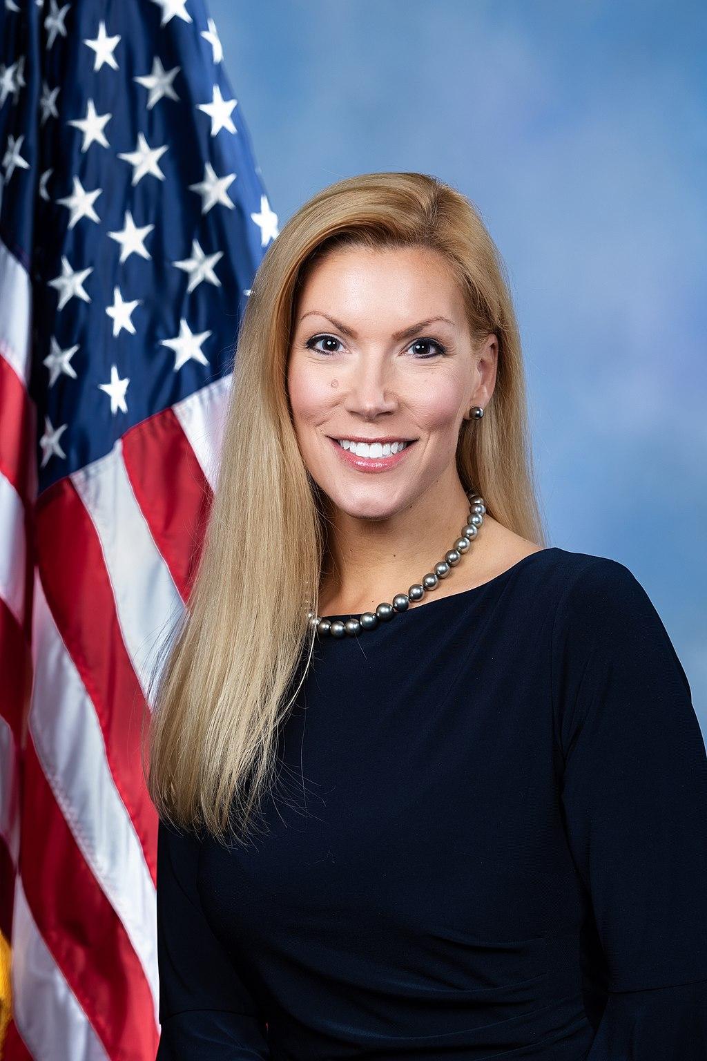 Congressman Beth  Van Duyne