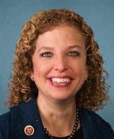 Congressman Debbie  Wasserman Schultz